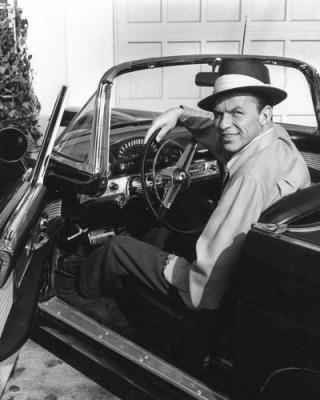 Frank Sinatra. Foto Flickr