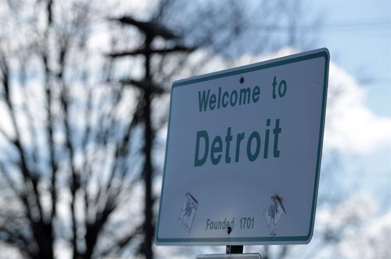 Detroit. Foto EFE