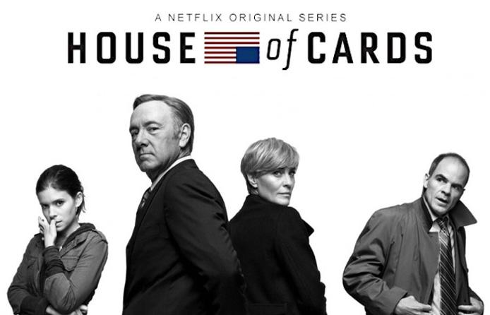 House of Cards de Netflix. Foto Flickr