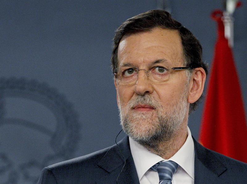 Mariano Rajoy. Foto EFE