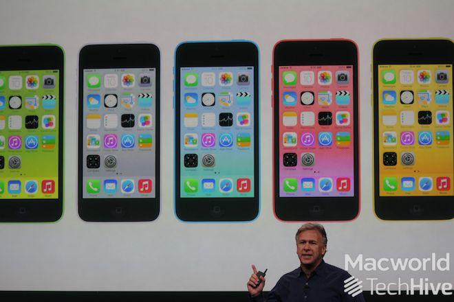 4acca21f46e Revista Capital | Apple finalmente presentó el iPhone 5S y el iPhone 5C