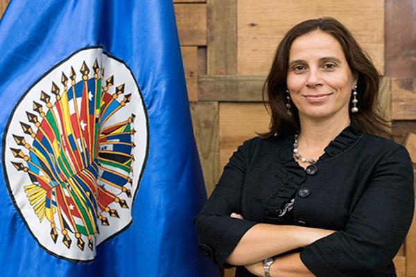 La chilena Antonia Urrejola es elegida vicepresidenta de la Comisión Interamericana de DD.HH