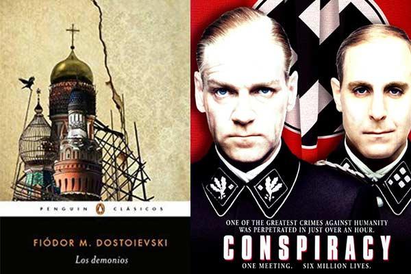 Los demonios de Dostoievski y Conspiracy